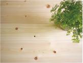 無垢材のもつ保温性と調湿作用