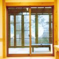 アルミ+樹脂サッシペアガラス(LOW-Eガラス)