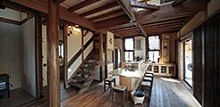WOOVO × 郷の家